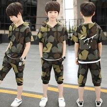 New Boys Clothing Summer Children Clothing