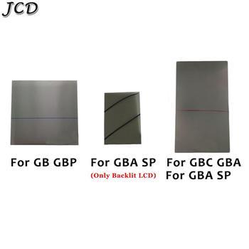 JCD For Gamboy GB GBP Backlit Screen Modify Part Polarized Polarizer Filter Film Sheet GBA GBC GBASP NGP WSC Polarizing film - discount item  10% OFF Games & Accessories