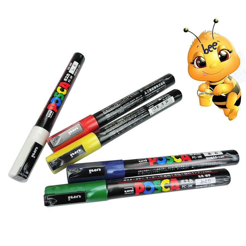 1PCS Permanent Queen Bee Marker Pen King Bees Markers Rearing Pens Marking Identification Not Fade Tools Supplier Equipment