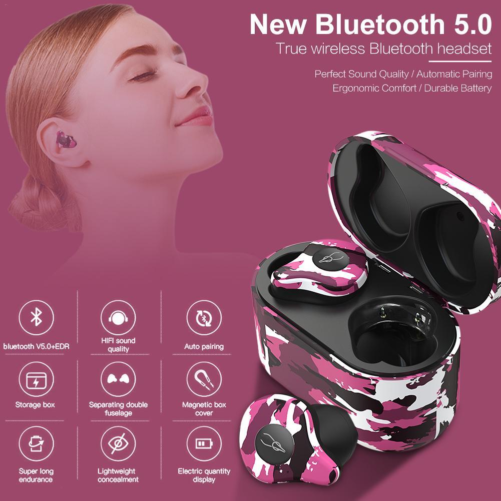 Nouveau Sabbat X12 Ultra Bluetooth 5.0 écouteur casque sans fil ergonomique écouteurs boîte de charge casque sans fil X12Ultra-QCC3020