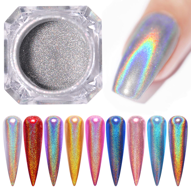 Best Price High Quality Colorful Laser Nails Brands And Get Free Shipping A396