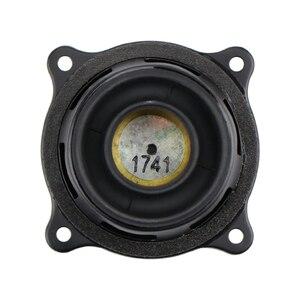 Image 5 - Shevmechan radiador pasivo de graves, 2,5 pulgadas, 65,5mm, altavoz de goma antivibración, borde, Subwoofer de bajo rango, bricolaje, 2 uds.