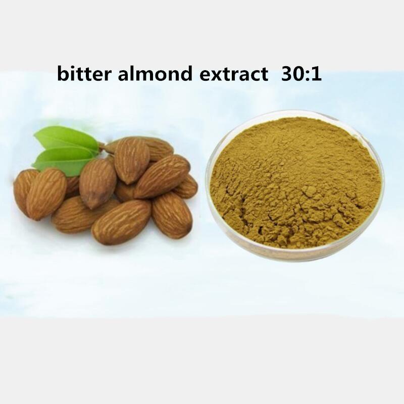 Vitamin B17  Pure Bitter Apricot Seed 30:1 Extract Powder,Amygdalin, Intestinal Regulation,Anti-aging  50g-1000g