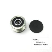 Overrun Alternator Pulley For Mercedes Benz CL203 W203 S202 W210 S210 Sprinter 1995-2020 638 2 Viano Vito 638 W639 Mixto F559320 cheap CN(Origin) 6111550515 F-559320 5117591AA Plastic+Iron 6111550715