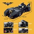 Decool 7144 Batman Film Batman Batmobile Dc Super Hero 1778pcs Bricks Figuur Model Set Bouwsteen Speelgoed Gift Kinderen batman