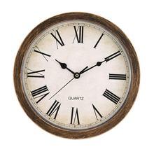 Caja de Seguridad de reloj de pared Vintage, almacenamiento secreto, dinero seguro, joyería, Valuables, decoración del hogar, LESHP