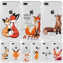 Anime engraçado foxs adorável bonito silicone caso capa de telefone para o iphone se 6 7 8 plus xr xs max 11 12 mini pro max fundas coque