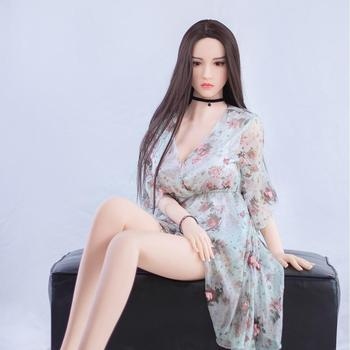 Real Silicone Sex Doll 148cm sexy toys For Men Big Breast Big Ass adult full love doll Realistic Oral Vagina Anal Sexy Ass