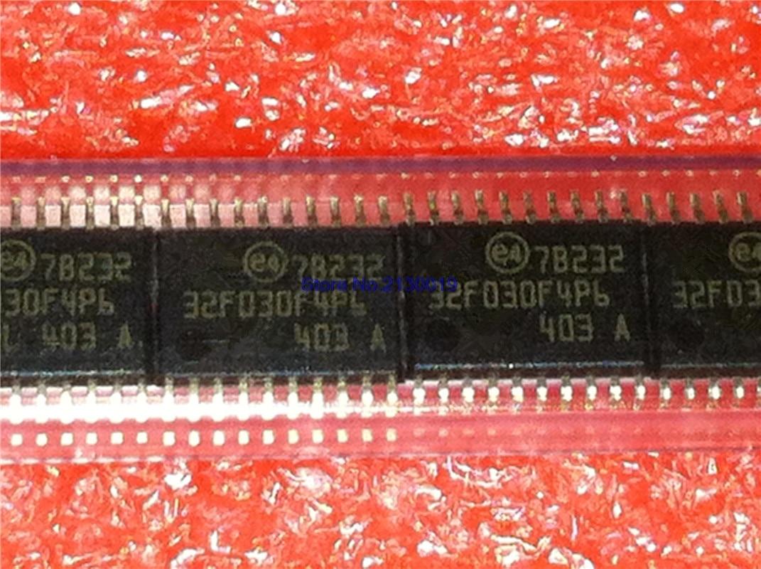 5pcs/lot STM32F030F4P6 SCM STM32F030F4 TSSOP-20 In Stock