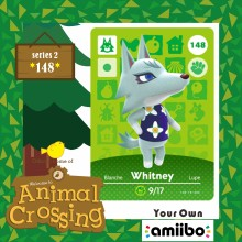 148 Animal Crossing Whitney Animal Crossing Amiibo Whitney Amiibo Whitney Animal Crossing Whitney Animal Crossing Amiibo 148 animal tongues