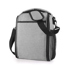 New Portable Tote And Shoulder Women Insulated Lunch Bag Thermal Bento Box Cooler Kids Picnic Storage Pouch 646(China)