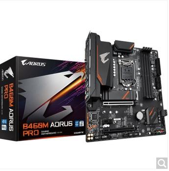 B460M AORUS PRO motherboard + I7-10700K CPU motherboard + CPU set