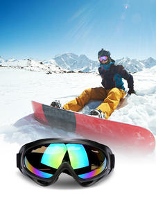 Cycling Sunglasses Snowboard Goggles Ski Mountain-Skiing Winter Sports Anti-Fog Outdoor