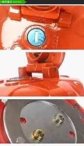 Image 5 - Accessori escavatore Diesel coperchio del serbatoio filtro a Rete Anti furto tappo del serbatoio del carburante per DOOSAN DAEWOO DX/DH150/ 215/220 7 9/DX60