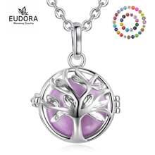 Коробочка для колокольчика eudora tree of life колье с кулоном