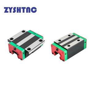 HGH15CA HGW15CC bloque deslizante HGH15 CA HGW15 CA HGW15 CC Uso de partido HGR15 guía lineal para riel lineal CNC diy piezas