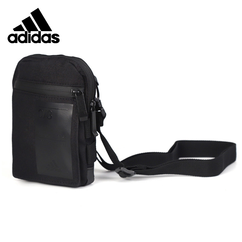 Original  Adidas BP LOG PARKHOOD Shoulder Bags Unisex Handbags Sports Training Bags  ED9267