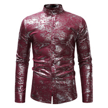 Mens shirts, long sleeve casual mens clothes, Street dresses men shirt  sleeves dress