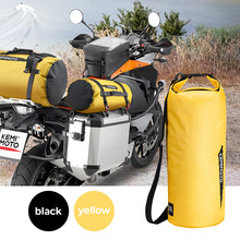 Сумка из ПВХ для мотоцикла, водонепроницаемая, 10 л, 20 л, 30 л