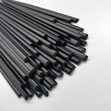 As hastes plásticas da soldadura dos pp (3mm) preto, bloco de 200mm * 40 pces/forma triangular/fontes da soldadura