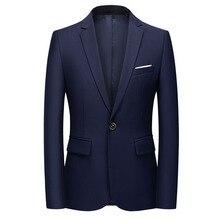 Coat Dress Formal Design Suit Blazer-Clothing Wedding-Jackets Male Classic Men's Latest