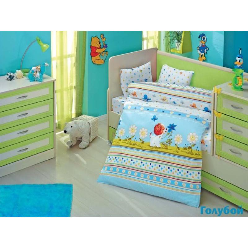 Фото - Bedding Set for baby ALTINBASAK, GULUCUK bedding set for baby altinbasak dream garden