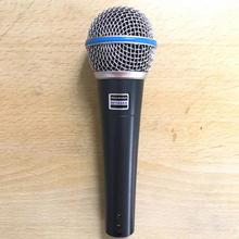 סופר Cardioid מיקרופון דינמי ווקאלי Wired מיקרופון מקצוע SM58 SM58LC 58SK SM57 BETA58 BETA58SK BETA58LC BETA57 BETA87