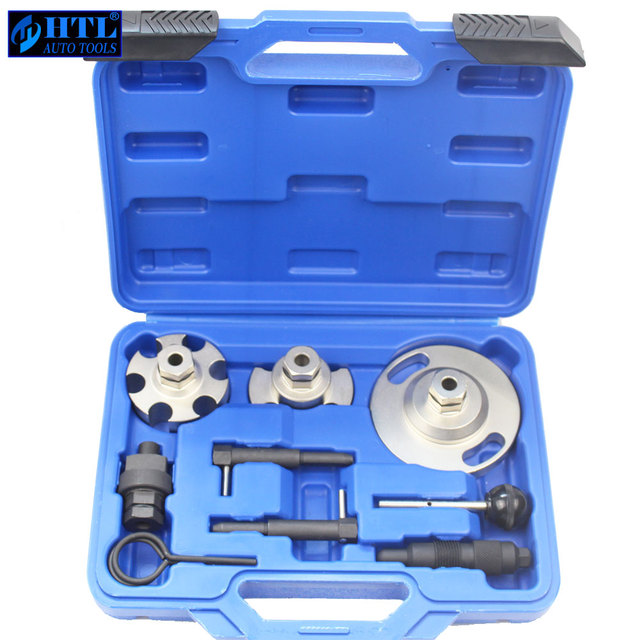Motor Timing Nockenwelle Locking Alignment Entfernung Reparatur Werkzeug Für Touareg Audi A4/VAG 2,7 & Q7/3,0 Auto garage Werkzeuge
