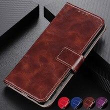 יוקרה רטרו Flip עור ארנק מגנטי סגירת כרטיס חריצי כיסוי מקרה עבור LG K40 K50 K12 בתוספת K12 מקס K12 ראש X4 G8 G8S Thinq Q60 Stylo 5 W30 W10 V50 Thinq 5G