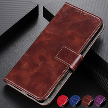 Retro Flip Leather Wallet Card Slots Cover Case for Nokia 9 Pureview 8.1 Plus 7.1 7 6.2 6.1 5.1 4.2 3.2 3.1