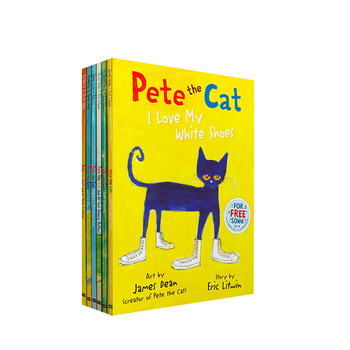 6 Books/Set I Can Read Pete The Cat Kids Classic Story Books Children Early Educaction English Short Stories Reading Book 6 books set i can read pete the cat kids classic story books children early educaction english short stories reading book