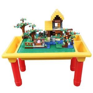 Image 5 - 1000/500 PCS อิฐ Designer สร้างสรรค์คลาสสิกอิฐบล็อกอาคาร DIY ของเล่นเพื่อการศึกษา BULK ขนาดเล็ก