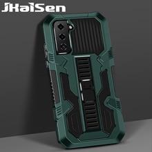 삼성 S21Ultra s30ultra에 대한 삼성 갤럭시 S21 S30 플러스 안티 가을 보호 커버에 대한 JKaiSen 충격 방지 브래킷 전화 케이스