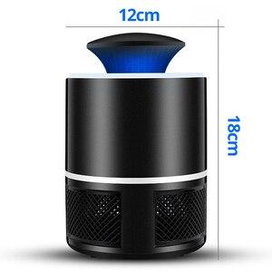Image 3 - WAKYME 5 فولت البعوض القاتل مصباح USB الذباب فخ مصباح المنزل داخلي مكافحة مبيد حشري UV ضوء الكهربائية مكافحة البعوض طارد مصباح