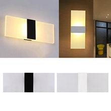 Светодиодный настенный светильник лампа для домашнего декора