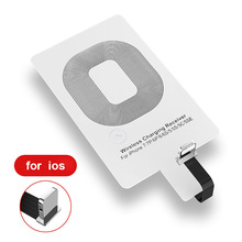 Qi Wireless Charger Receiver Charging Receiver For Wireless Charger Pad Coil For Xiaomi Huawei iPhone Universal Type-C Micro USB цены