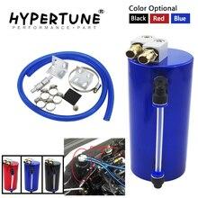 Hypertune-Универсальный 350 мл алюминиевый гоночный маслоуловитель БАК/круглая банка резервуар турбо маслоуловитель HT-TK62