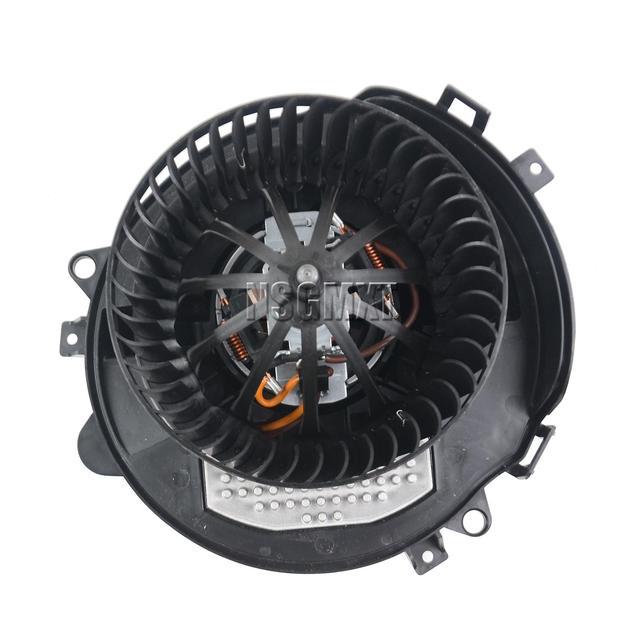 AP01 Heater Blower Fan Motor+Resistor/Module for Audi A3 TT VW Golf Passat 5Q2819021A 2