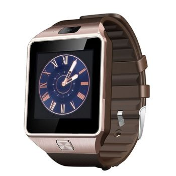 DZ09 Smart Watch Bluetooth Wristwatch With Camera SIM TF Card Touch Screen Smart Watch For Ios Android Support Multi language