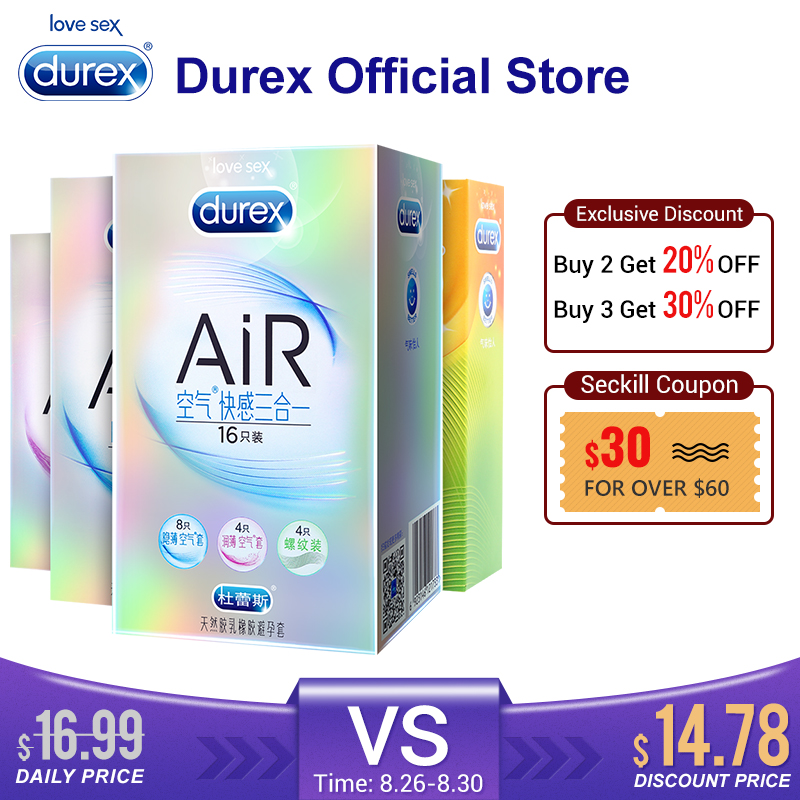 Durex AiR Condoms dial vision adjustable lens eyeglasses