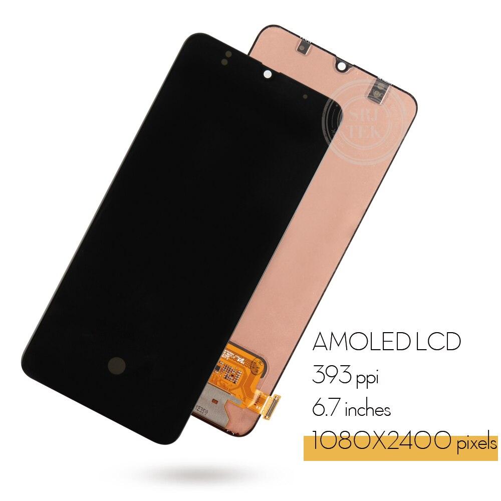AMOLED экран для Samsung Galaxy A70 LCD сенсорный дигитайзер Сенсорное стекло в сборе для Samsung A70 дисплей A705 A705F A705FD - 3