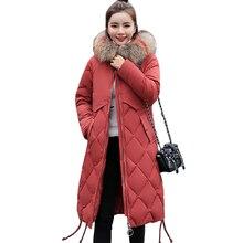 KUYOMENS Winter Jacket Women 2018 Camouflage Parka Warm Female Hooded Cotton Coat Parkas Jaqueta Feminina Inverno