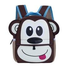Toddler backpacks kid children boy girl 3d cartoon animal backpack