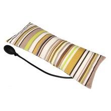 Воздушная надувшая Подушка портативная поясничная поддержка спинки подушки с насосом для дома офиса путешествия и автомобиль диванная подушка под спину