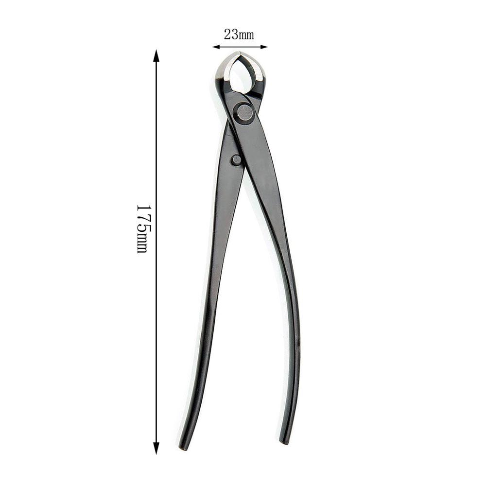 Grade Edge Concave Bonsai Tools Cutter TianBonsai Company 180 Carbon Steel Mm By Beginner Knob Made Cutter