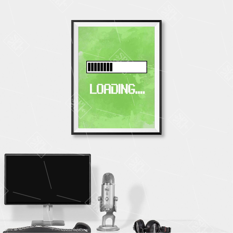 Video-Game-Wall-Art-Canvas-Posters-Prints-Gaming-Room-Decor-Video-Game-Party-Art-Painting-Pictures (1)