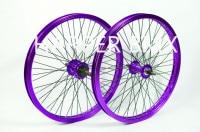 20inch BMX wheel set bearing HUB 36 hole wheel aluminum alloy RIM BMX wheels accessories