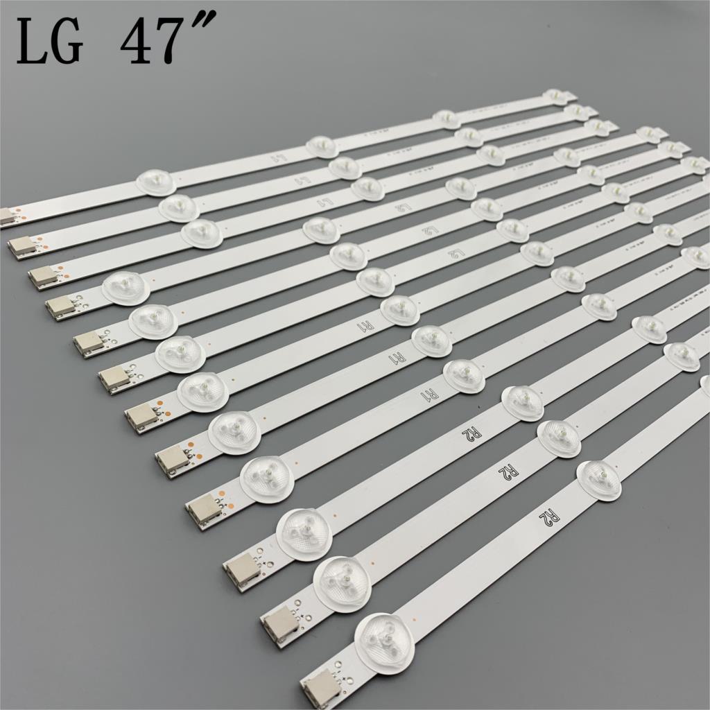 6916L-1174A 6916L-1175A 6916L-1176A 6916L-1177A Strip LED Fernseher LG 47LN5400