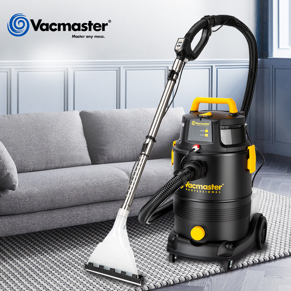 Vacmaster Home Vacuum Cleaner 1300W 19KPa Wet Dry Vacuum Cleaner Dust Collector For Floor Carpet Garage 30L Tank HEPA Filter