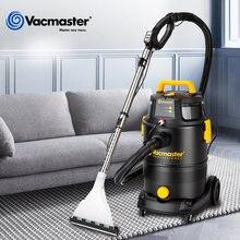 Vacmaster бытовой пылесос для ковровых покрытий, мощный пылесос, 19000Pa, 2 в 1 Мокрый сухой пылесос, автомобильный пылесос